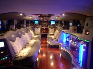 Hummer Party Limo