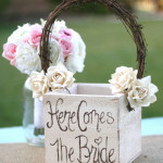 flower girl basket five