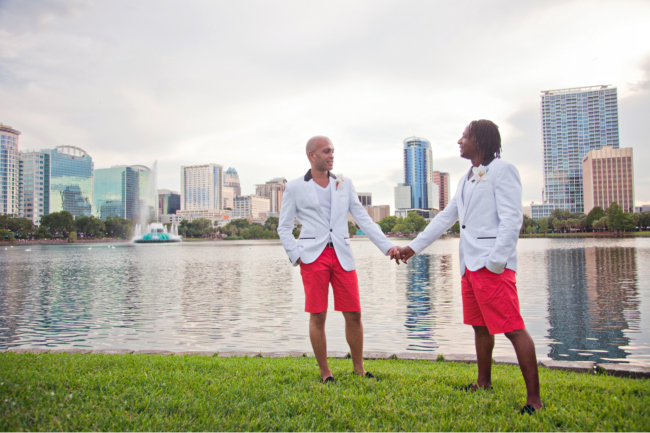 gay florida wedding marriage equality commitment ceremonies