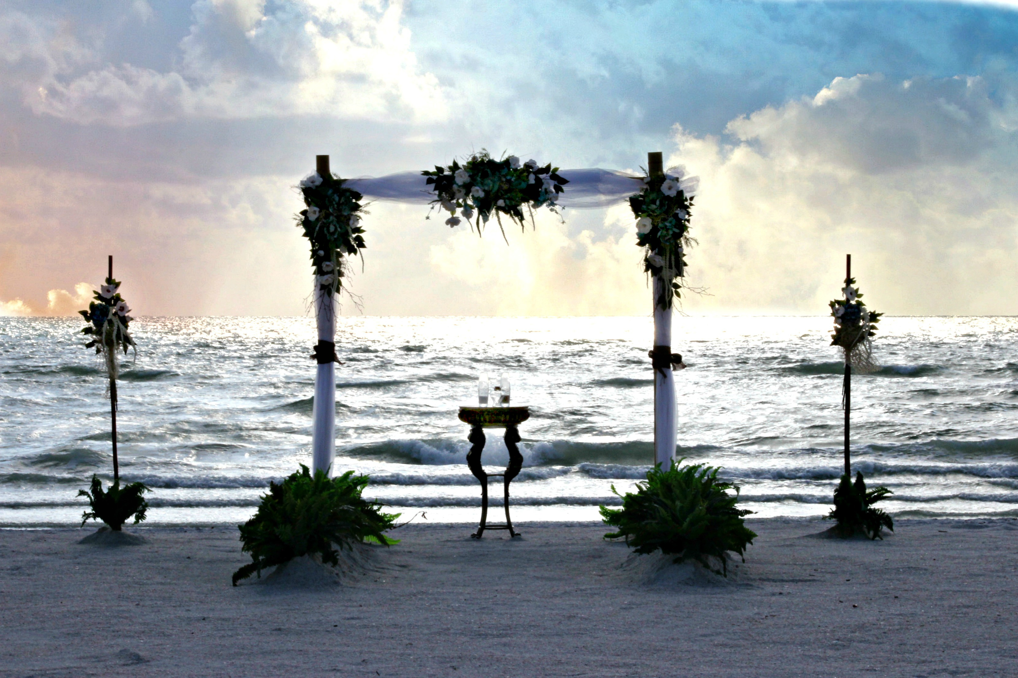 Dreams Come True Beach Wedding Package - dream wedding