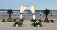 four post arbor florida beach wedding package.jpg