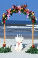 tropical beach wedding arch.jpg